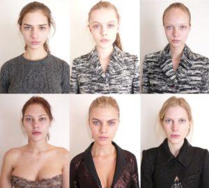 S lijeva na desno (prvi red): Sharon Kavjian, Frida Gustavsson, Kristy Kaurova S lijeva na desno (drugi red): Catherine McNeil, Maryna Linchuk, Iselin Steiro