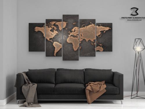 Karte svijeta